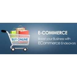 E Commerce website...