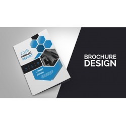 Brochures or Any Print Designs